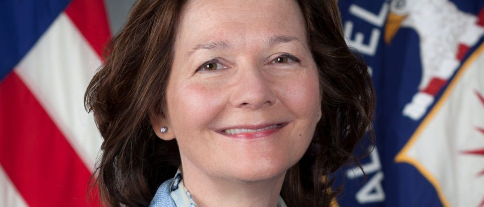 FILE PHOTO - Gina Haspel, a veteran CIA clandestine officer picked by U.S. President Donald Trump to head the Central Intelligence Agency, is shown in this handout photograph released on March 13, 2018. CIA/Handout via Reuters/File Photo