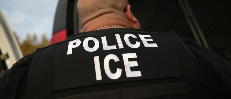 ICE immigration Getty Images John Moore