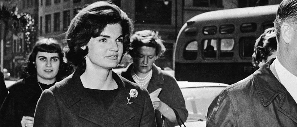 First Lady Jacqueline Kennedy In New York
