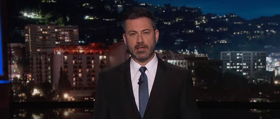 Jimmy Kimmel (screengrab)