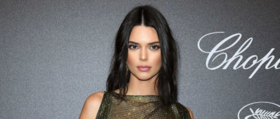 Kendall Jenner (Photo by Pascal Le Segretain/Getty Images for Chopard)