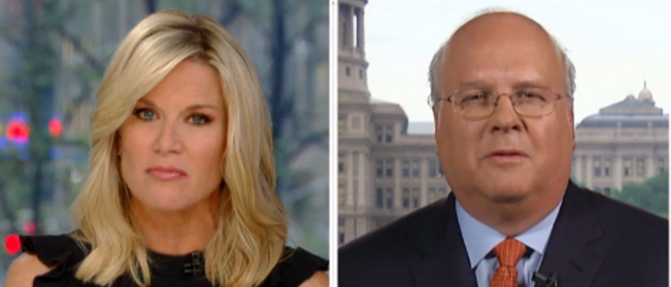 Martha MacCallum Karl Rove (screengrab)