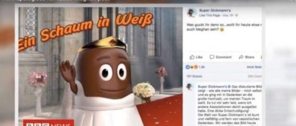 Meghan Markle_German_American_Racism