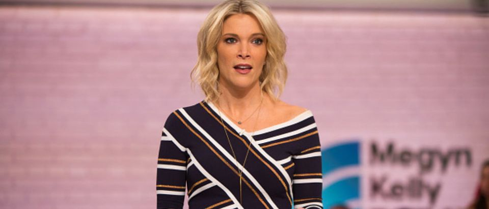 MEGYN KELLY TODAY -- Pictured: Megyn Kelly on Thursday, April 26, 2018 -- (Photo by: Nathan Congleton/NBC/NBCU Photo Bank via Getty Images)
