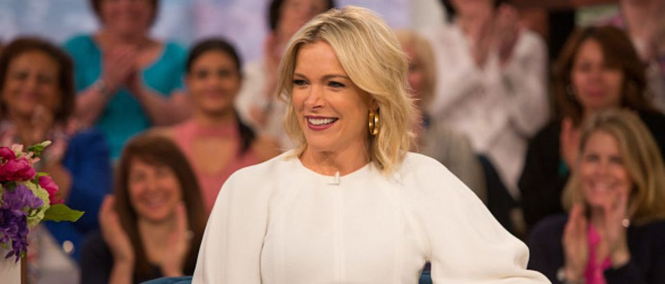 MEGYN KELLY TODAY -- Pictured: Megyn Kelly on Wednesday, May 9, 2018 -- (Photo by: Nathan Congleton/NBC/NBCU Photo Bank) | Seth Meyers Pokes Fun At Megyn Kelly