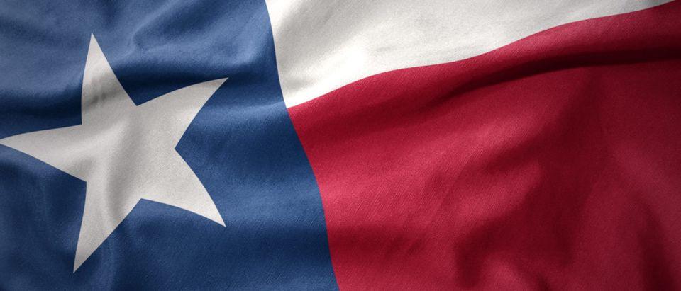 Picture of Texas flag (Shutterstock/esfera) | Trans Sex-Ed Transgender Causing Chaos
