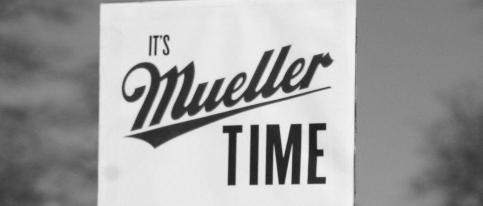 Mueller time Shutterstock/Michael F Hiatt