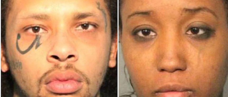 Mugshots:Jonathan Allen and Ina Rogers:Solano County Sheriff's Office