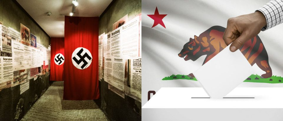 Nazism.CaliforniaRepublicanParty