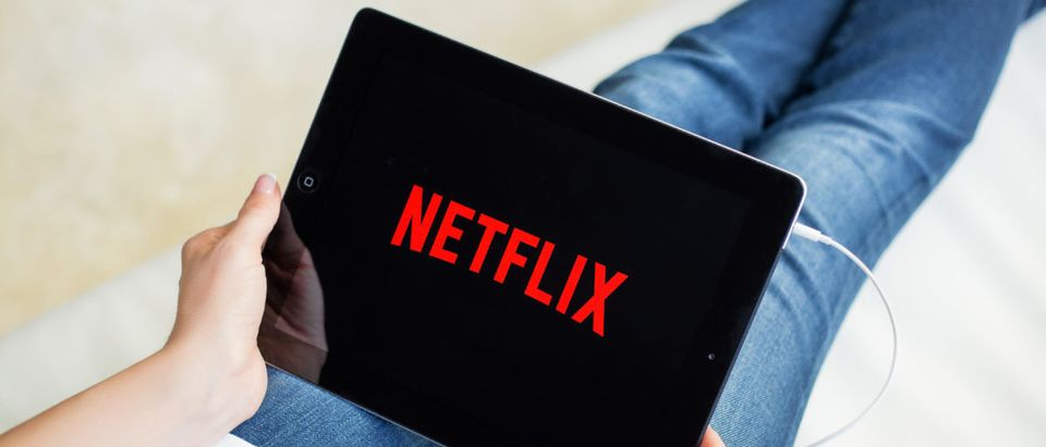Netflix is a global provider of streaming movies and TV series. ShutterStock Kaspars Grinvalds