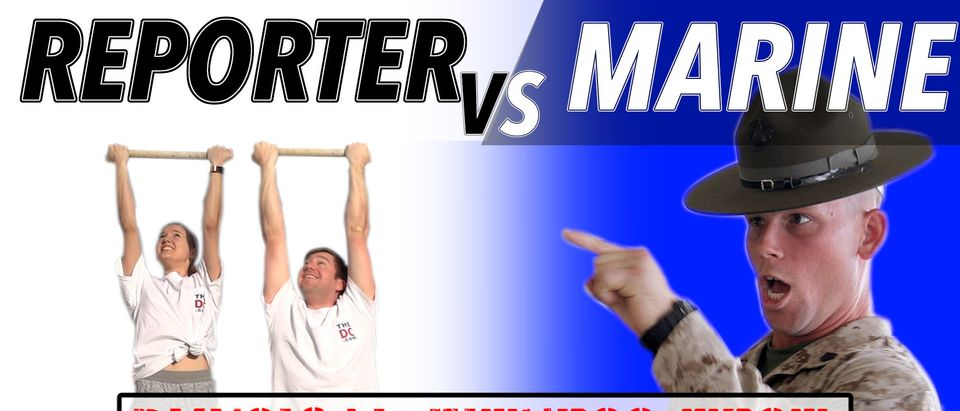 PFT Marine Vs. Reporter