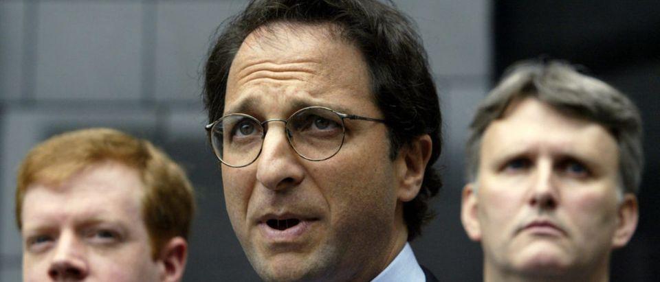 Federal prosecutor Andrew Weissmann