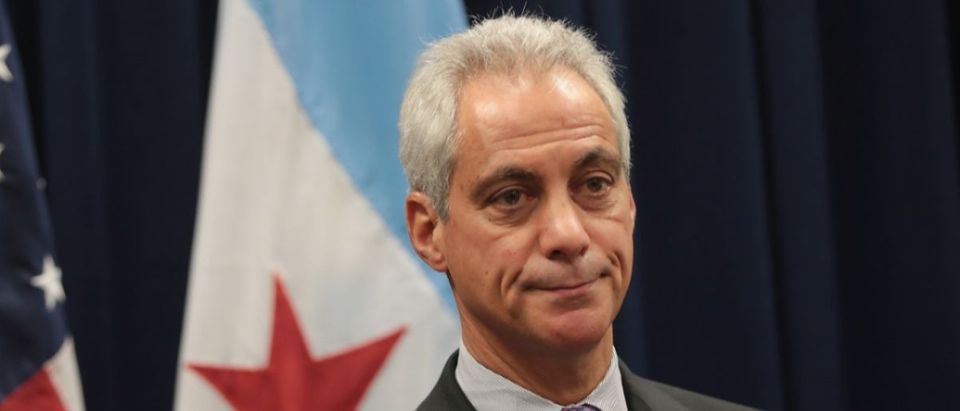 Rahm Emmanuel Getty Images/Scott Olson