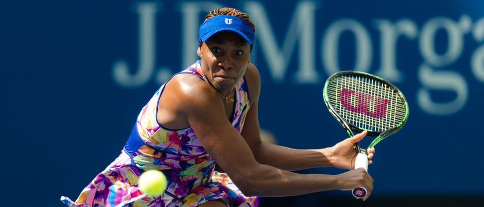 Famous tennis player Venus Williams told Elle U.K. that she doesn't identify as a feminist and thinks women have more opportunities than they've ever had before.(Shutterstock/Jimmie48 Photography)