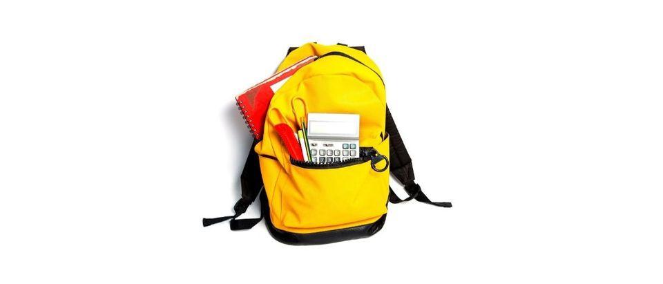 backpack Shutterstock/Thammanoon Khamchalee
