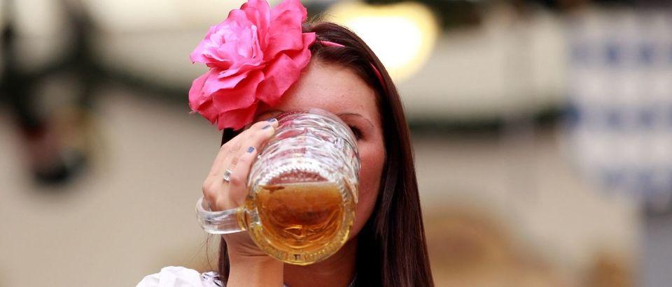 beer Getty Images/Miguel Villagran