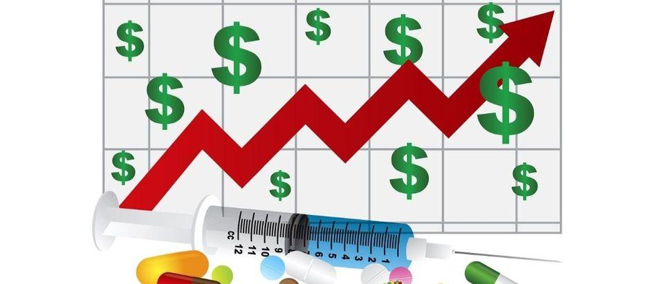 drug prices Shutterstock/JPL Designs