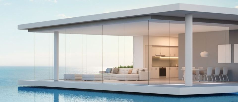 glass house Shutterstock terng99