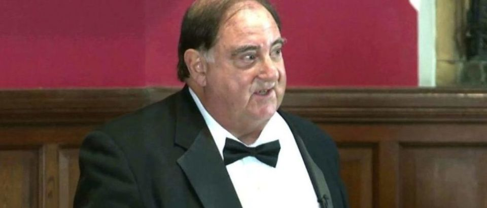 Stefan Halper (YouTube screen capture)