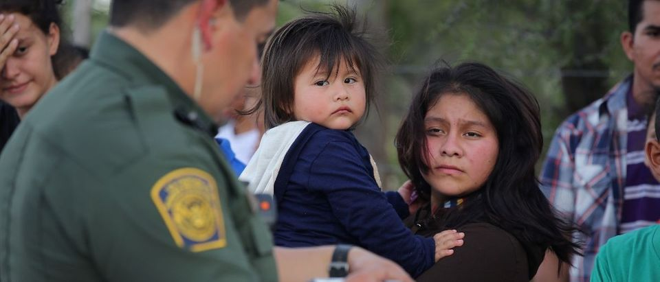 immigration Getty Images/John Moore