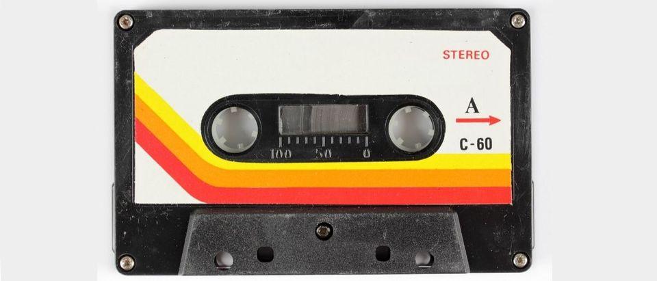 old cassette tape Shutterstock/dubassy