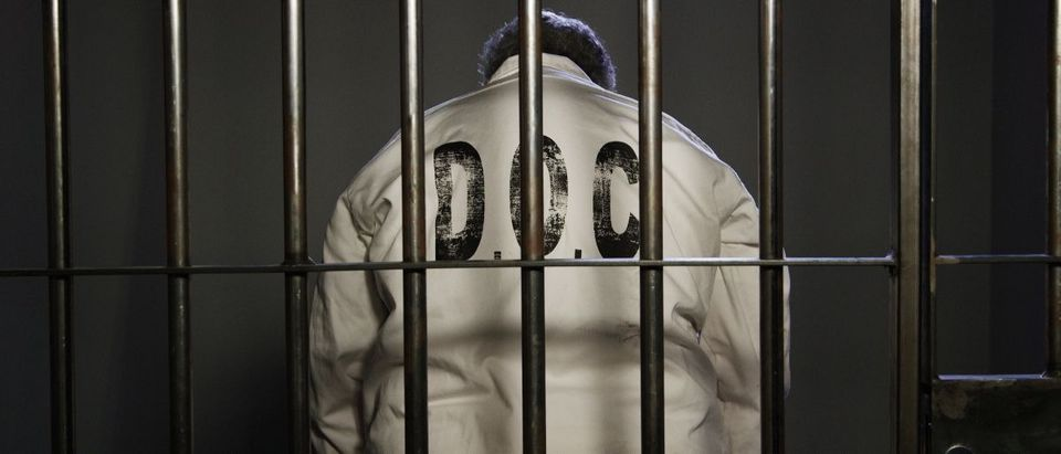 old prisoner Shutterstock/Skyward Kick Productions