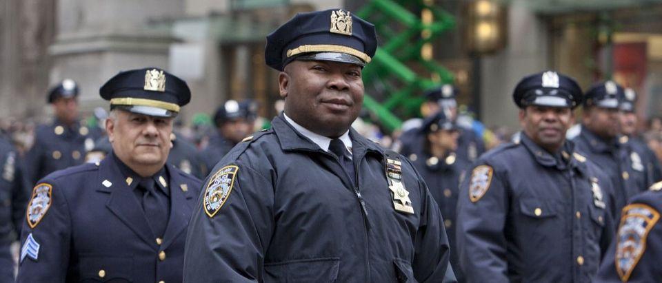 police Shutterstock/Stuart Monk