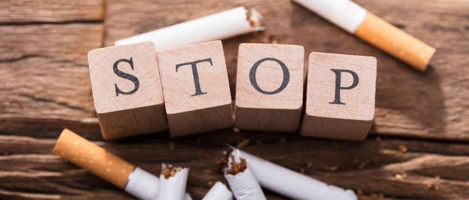 Tobacco control (Photo via Shutterstock)