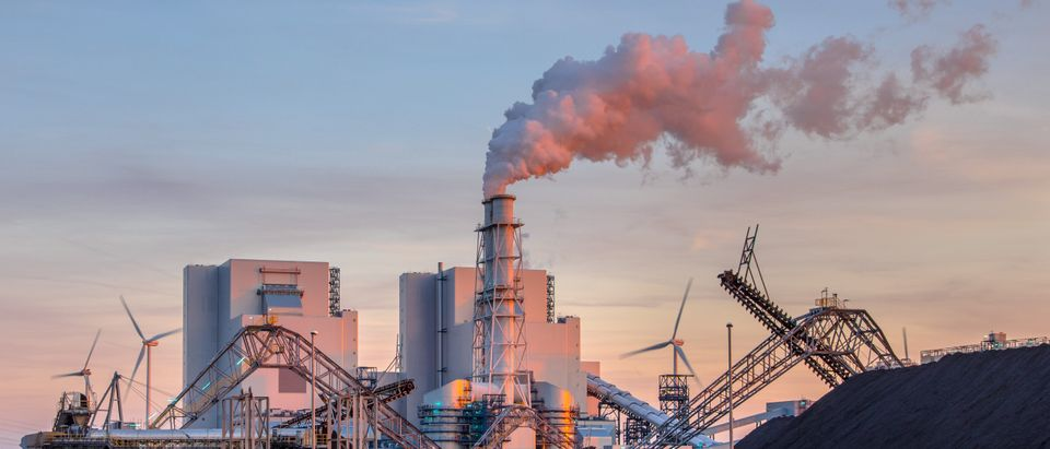 Coal plant, Shutterstock