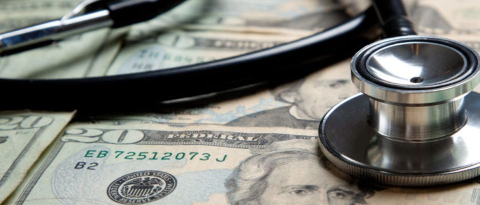 The federal government will spend $685 billion subsidizing health care for people under 65 in 2018, according to a Congressional Budget Office report released Wednesday. (Mike Flippo/Shutterstock)