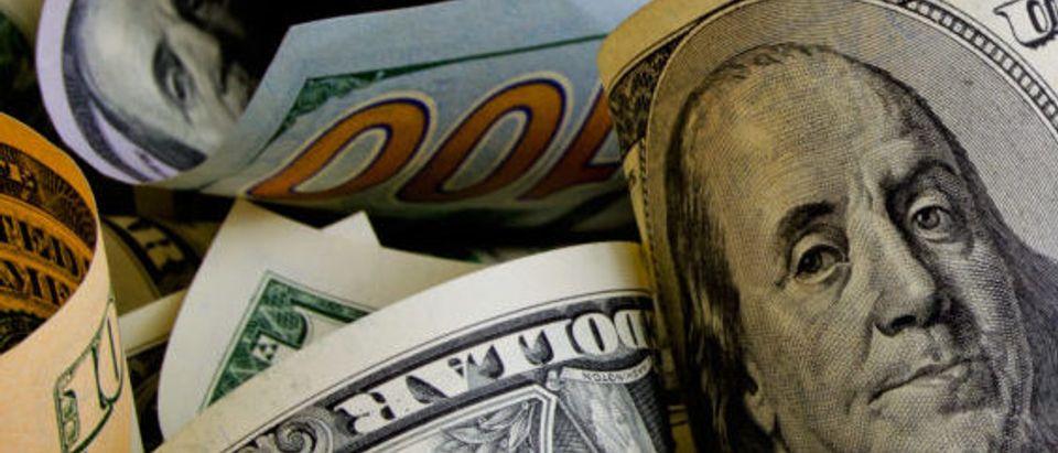 Cash dollars (Shutterstock)