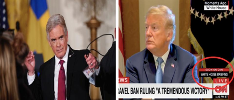 John Roberts Calls Out CNN Fake News (Getty: June 26, 2018)