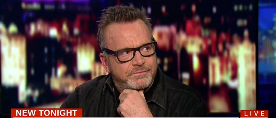 Actor Tom Arnold Joins CNN's Poppy Harlow (CNN, 06/23/18)