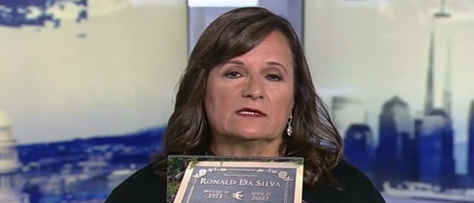 Agnes Gibbony discusses what real separation is with Martha MacCallum (Fox News screengrab)