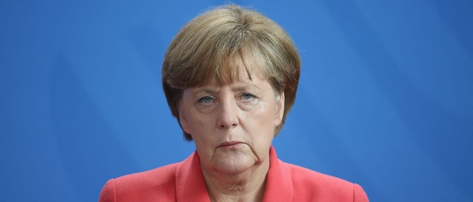 Angela Merkel Getty Images Sean Gallup