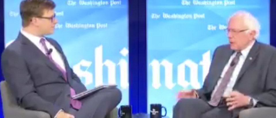 Bernie Sanders Believes DNC Chair Made A Mistake