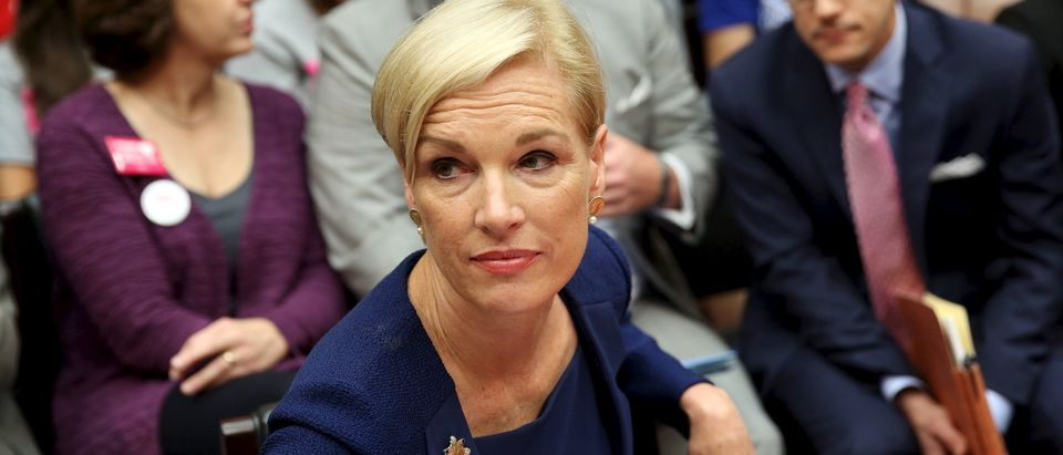 Planned Parenthood president Cecile Richards (Reuters, 06/21/18)