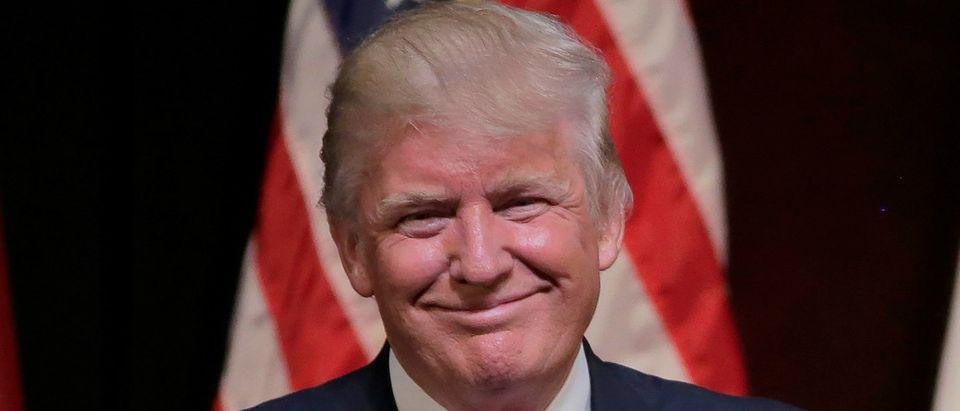 Donald Trump Reuters/Joshua Roberts