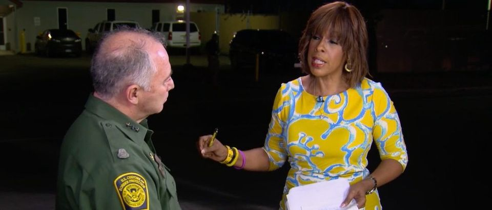 Customs and Border Protection official Manual Padilla speaks with CBS on immigration child policies. (Photo: Screenshot/CBS This Morning)