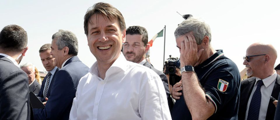 Giuseppe Conte_Italy_Matteo Salvini_Emmanuel Macron