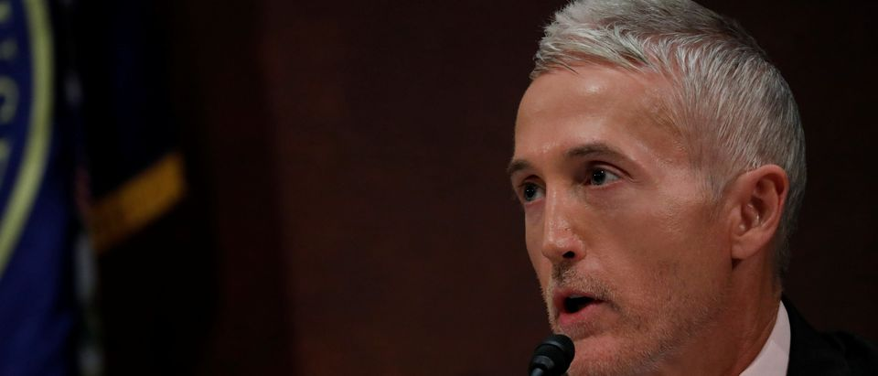 Rep. Trey Gowdy (Reuters, 06/14/18)
