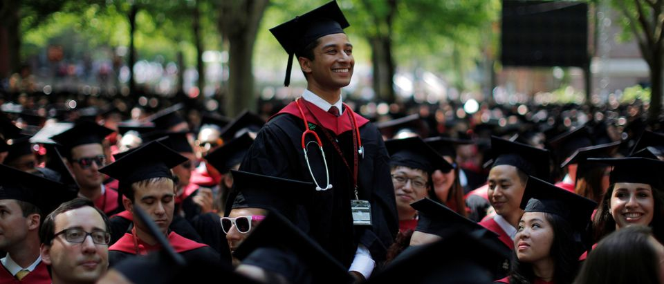 Harvard Medical School graduates (Reuters, 06/19/18)