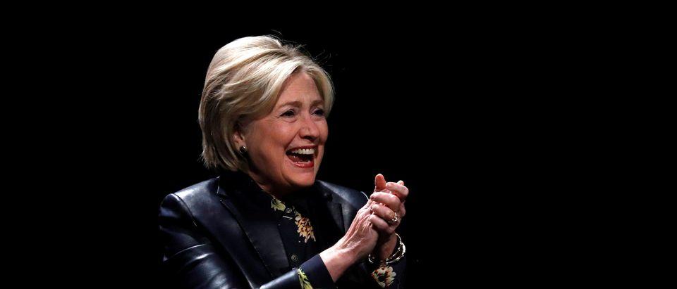 Hillary Clinton speaks in Los Angeles (Reuters, 06/20/18)