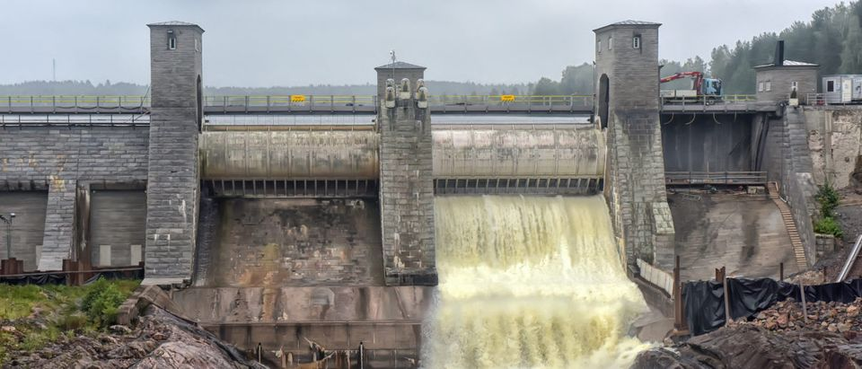 Government hydroelectric dams are at risk of insider threats. Shutterstock