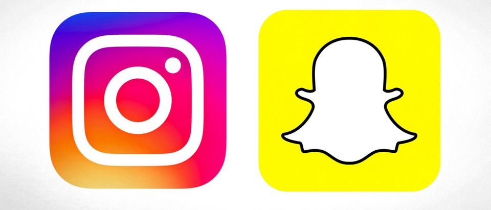 Facebook-owned Instagram has copied Snapchat yet again, this time with a long form video that looks a lot like Snapchat Discover. Image: Shutterstock.com