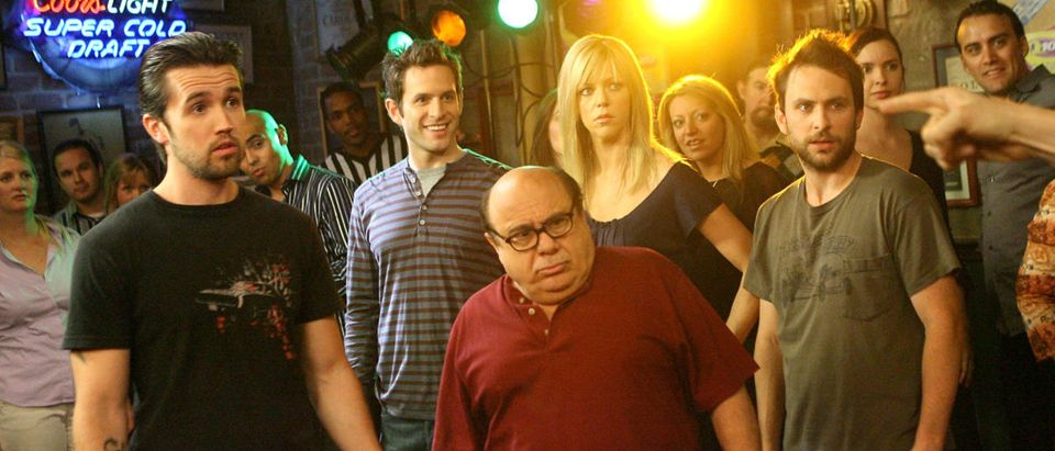 "A Day On Set With ""Its Always Sunny In Philadelphia"" (Photo by Michael Buckner/Getty Images)"