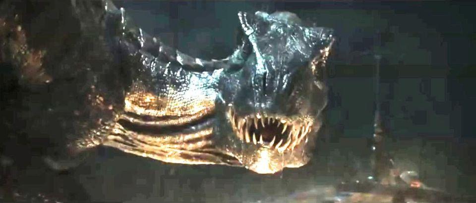 Jurassic World screenshot YouTube screenshot/Universal Pictures