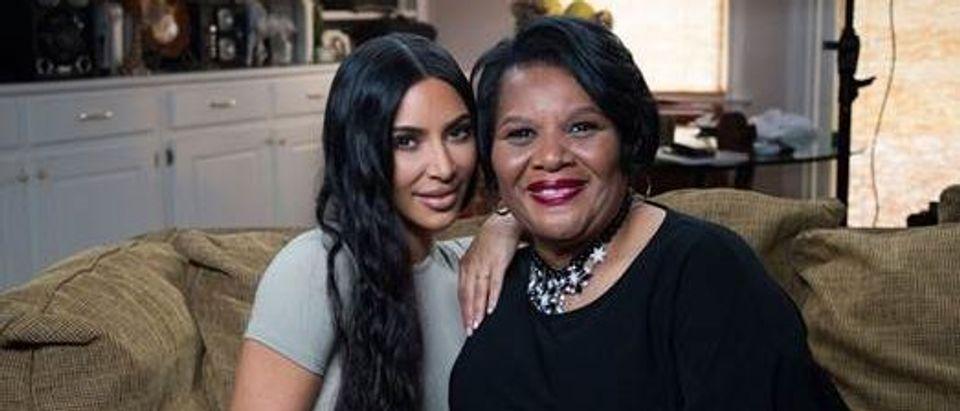 Kardashian, Johnson meet during NBC interview (NBC News / NBC's TODAY, 06/13/18)