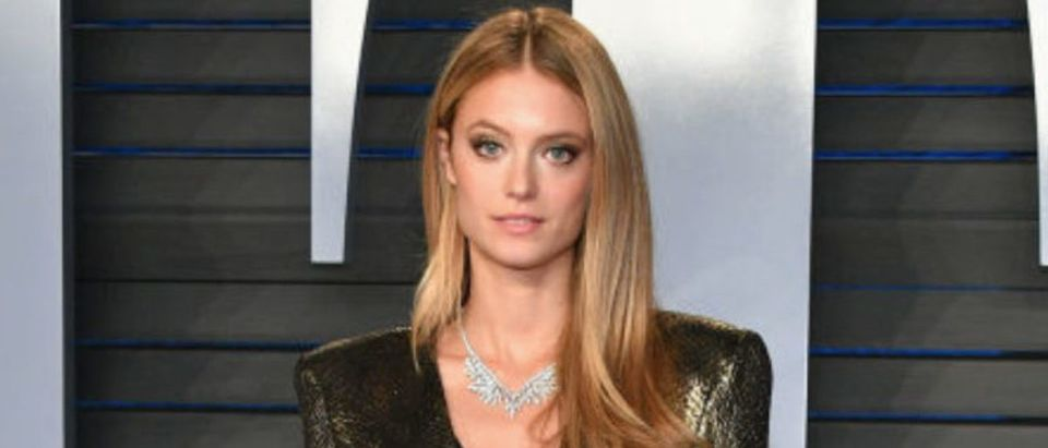 Kate Bock attends the 2018 Vanity Fair Oscar Party hosted by Radhika Jones at Wallis Annenberg Center for the Performing Arts on March 4, 2018 in Beverly Hills, California. (Photo by Dia Dipasupil/Getty Images)