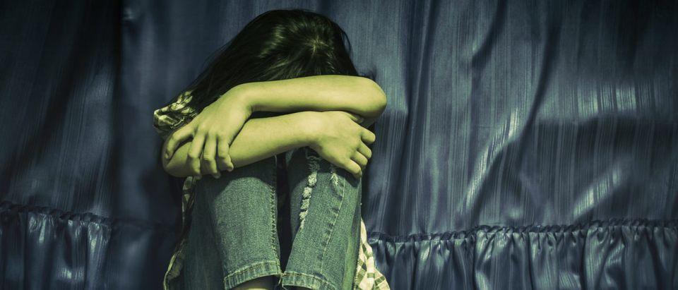 Kidnapped Girl (Shutterstock/ker_vii)
